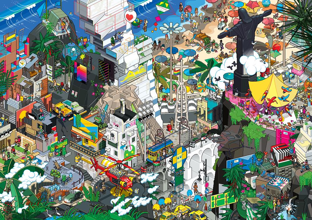 A Philosophy Of Pixel Artno 1 What Is Pixel Art áディア芸術カレントコンテンツ